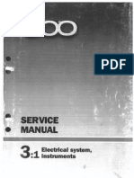 3.1 - Electrical System, Instruments [OCR]