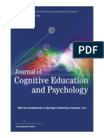 tzuriel 2013 mle and cognitive modifiability copy