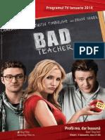 Program Digi Film - Ianuarie 2014
