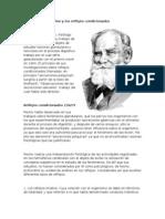 Ivan Petrovich Pavlov y Los Reflejos Condicionados