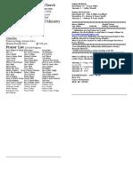 Locust Grove Bulletin for Dec 27, 2009