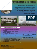 Guidelines for Inspection of LPG Terminal