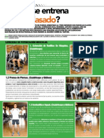 21º Cómo se entrena Arturo Casado (Planeta Fit).