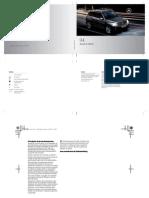 Manual de Utilizare Mercedes-Benz GLK