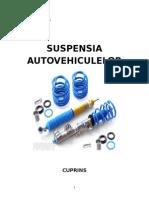 Suspensia autovehiculelor