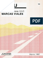Norma 8.2- IC. Marcas Viales