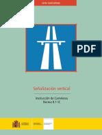 Norma 8.1-IC Señalización Vertical