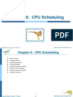 Chapter 6 Cpu