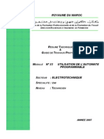 m23 Utilisation de l Automate Programmable-ge-emi