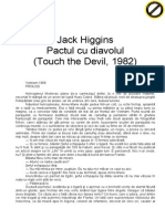 Higgins, Jack - Pactul cu diavolul.pdf