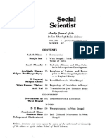 Social Scientist 1978 Issues 66-67