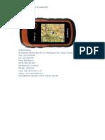 Jual GPS Garmin Etrex 20 (Hub 081389461983)