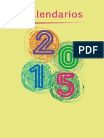 Catalogo Calendarios 2015