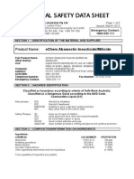 Abamectin-MSDS