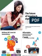 HP Printers Pricelist July 2012