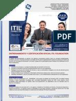 Presentacion Curso Certificación ITILv3 - EXIN - TRUJILLO