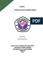 Modul Tugas Perancangan Elemen Mesin1_2