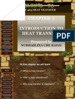 CHAPTER 1 Heat Transfer
