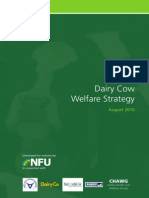 Dairy Cow Welfare Strategy FAWC 2010