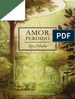 Amor Perdido, de Aya Athalia (primeros capítulos)