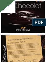 Catalogo Chocolate