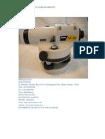Jual Automatic Level Nikon AX-2S.hub 081389461983