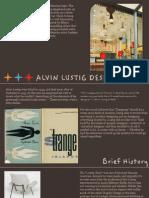 Alvin Lustig Design Theory