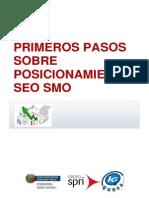 Primeros Pasos Sobre Posicionamiento SEO SMO.logoSPRI