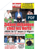 LE BUTEUR PDF du 28/12/2009