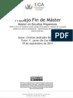 Trabajo Fin de Máster Máster en Estudios Hispánicos «Web 2.0 en el Español como Lengua Extranjera