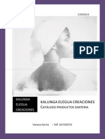 Catalogo Kalunga 2014