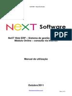 Next Weberp Manual