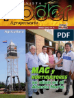 PODER AGROPECUARIO - AGRICULTURA - N 11 - MARZO 2012 - PARAGUAY - PORTALGUARANI