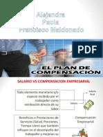 Sistema de Compensacion en Las Empresas