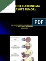 Rcc(Tmr Grawitz)