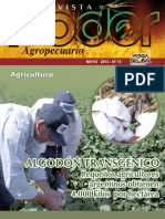 PODER AGROPECUARIO - AGRICULTURA - N 13 - MAYO 2012 - PARAGUAY - PORTALGUARANI