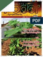 PODER AGROPECUARIO - AGRICULTURA - N 14 - JUNIO 2012 - PARAGUAY - PORTALGUARANI
