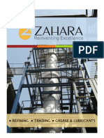 Zahara Group Brochure