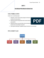 Unit 5 Program-program Kesihatan