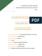 Planificacion Con Recurso Tecnologico