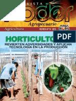 PODER AGROPECUARIO - AGRICULTURA - N 19 - 2013 - PARAGUAY - PORTALGUARANI