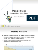 Biologi Laut - Plankton Laut
