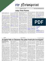 Liberty Newsprint Dec-27-09 Edition