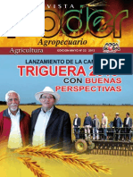 PODER AGROPECUARIO - AGRICULTURA - N 23 - MAYO 2013 - PARAGUAY - PORTALGUARANI
