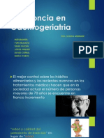 Ortodoncia en Odontogeriatria