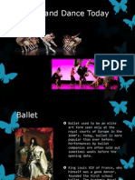 Ballet and Dance Today (Report)