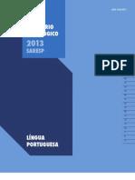 SARESP Relatório Pedagógico Língua Portuguesa (1)