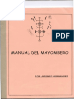 Manual de Mayombero