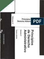 La Potestad Sancionadora.(Santamaría Pastor. Principios de Derecho Administrativo. Vol. II)