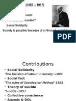 28.Emile Durkheim